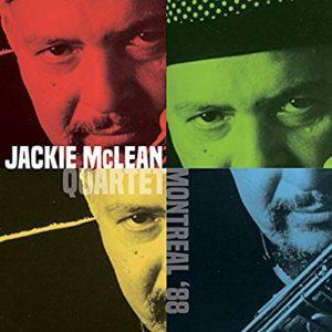 Jackie McLean Quartet Montreal 88