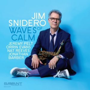 Jim Snidero Waves of Calm